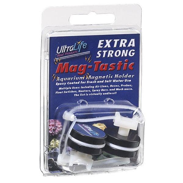 UltraLife Mag-Tastic Aquarium Magnetic Holder 2 Sets by UltraLife]