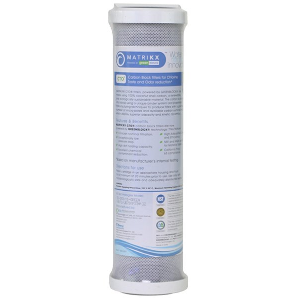 3 stage RO/DI Filter Set by AquaCave]