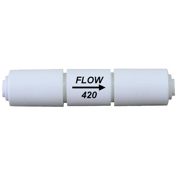 Flow Restrictor for Reverse Osmosis RO Systems by John Guest (JG)]