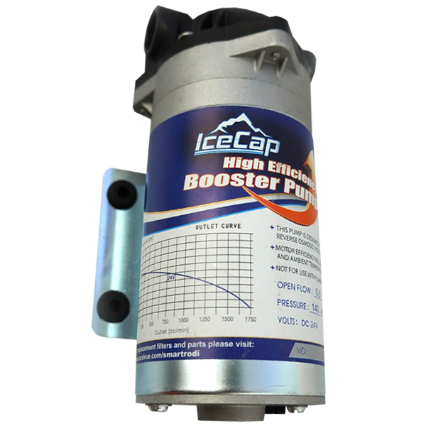 IceCap Reverse Osmosis Booster Pump by IceCap, Inc.]