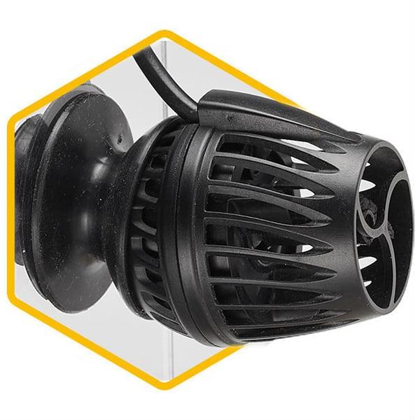 Hydor AQAMAI KPM-Wavemaker pump WiFi Controllable DC Technology 2700 GPH by Hydor]