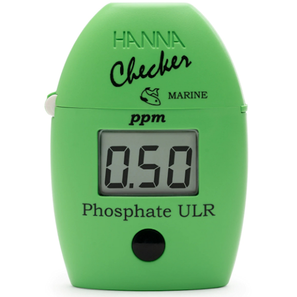 Hanna HI774 Ultra Low Range Phosphate Checker - Marine by Hanna Instruments]