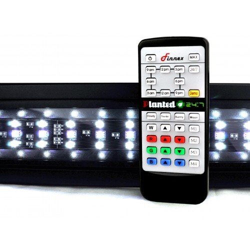 Finnex 24/7 V2 Planted Plus Automated LED Light Fixtures by Finnex]