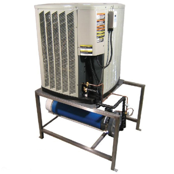 Aqua Logic HP4 Heat Cool Pump by Aqua Logic]