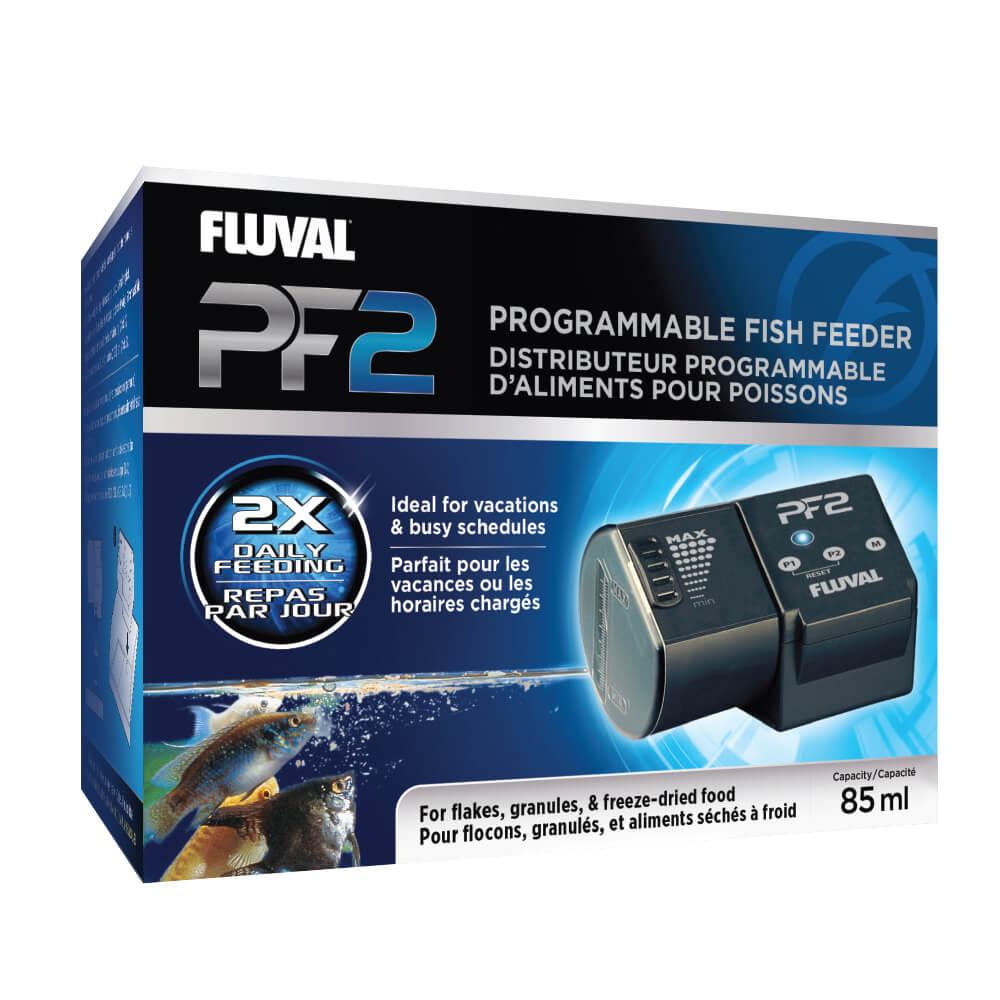 Fluval PF2 Fish Feeder by Hagen]