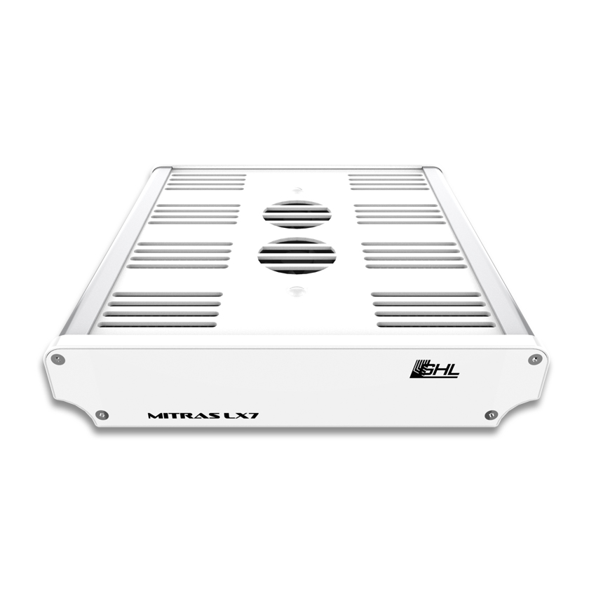 Mitras LX 7004, Silver/ White - Freshwater by GHL]