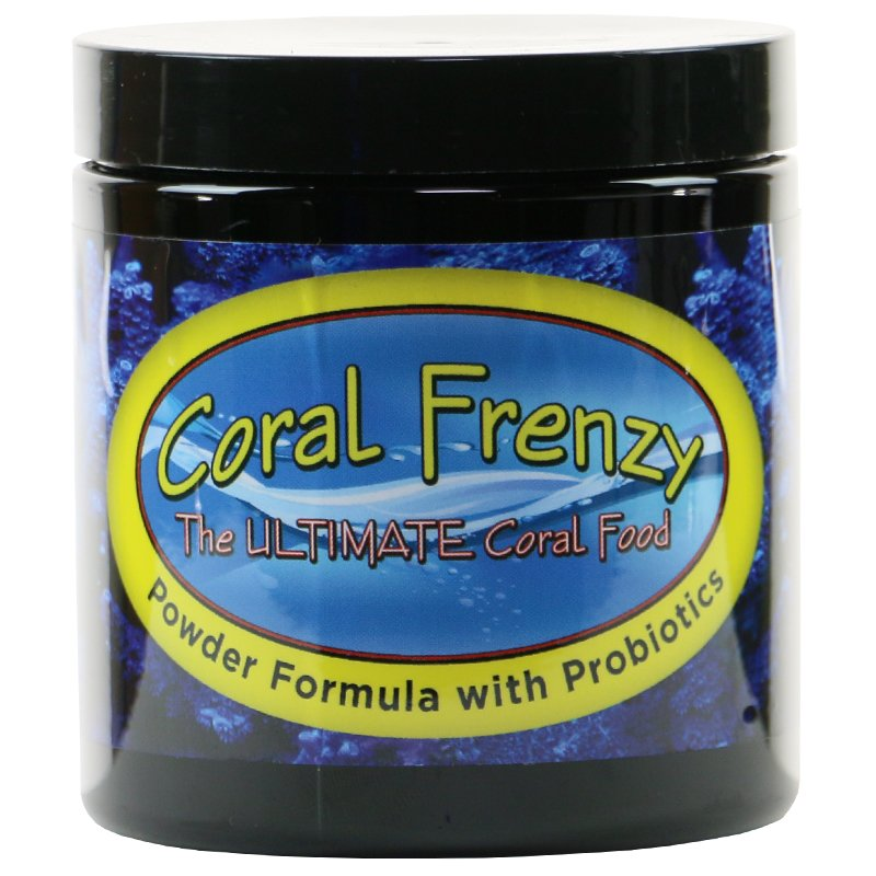 Coral Frenzy Coral Food, 90 gr. by Coral Frenzy]