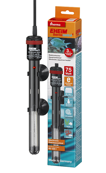 Eheim ThermoControl Heater E75 watt by Eheim]