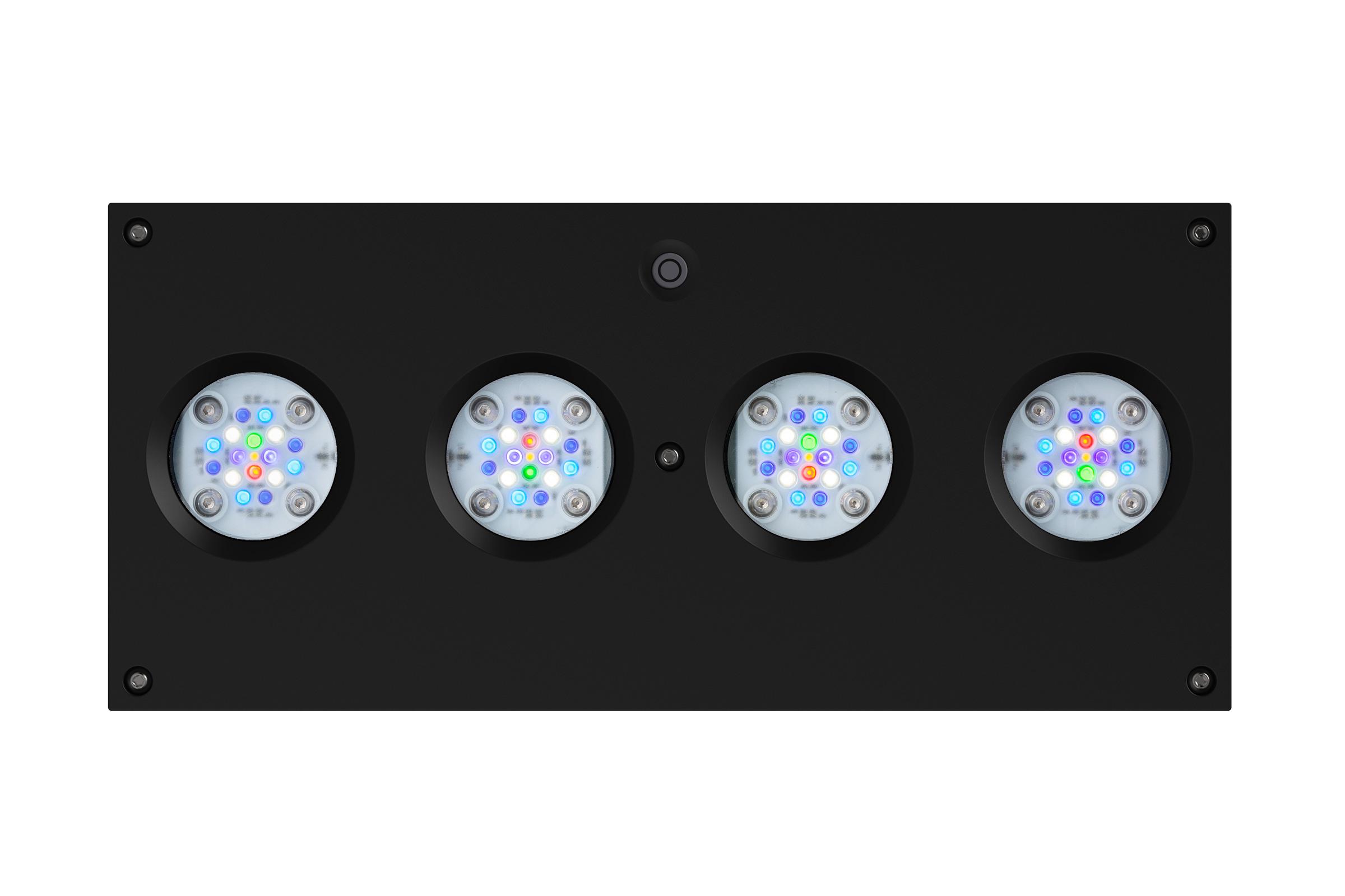 AI Hydra 64HD LED - Black - AquaIllumination