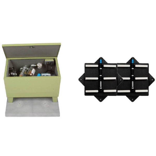 Great Lakes Aeration System with Cabinet SL5 by Great Lakes]
