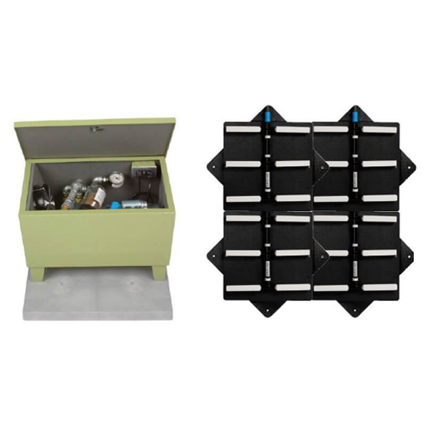 Great Lakes Aeration System with Cabinet SL9 by Great Lakes]