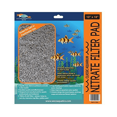 Weco Nitrate Filter Pad 10