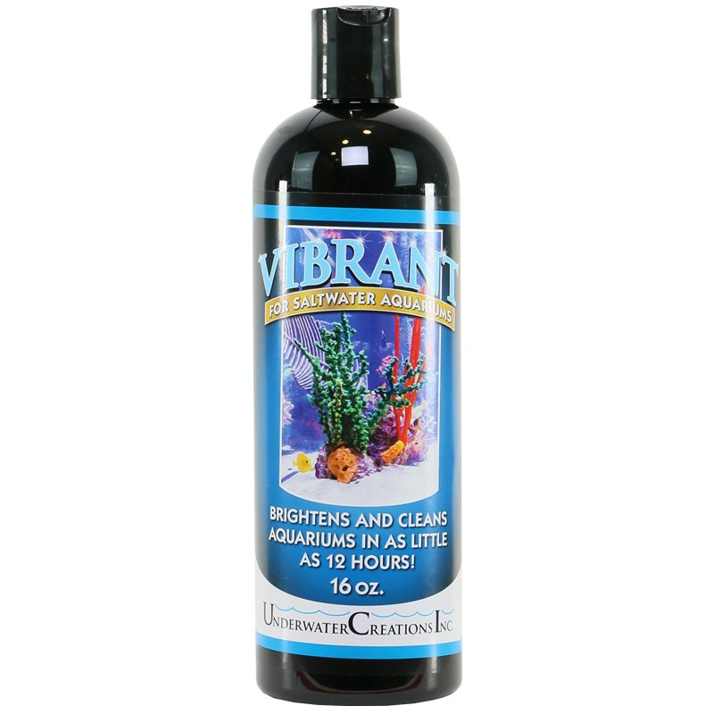 Vibrant - Saltwater Fish Only Formula by Underwater Creations Inc.]