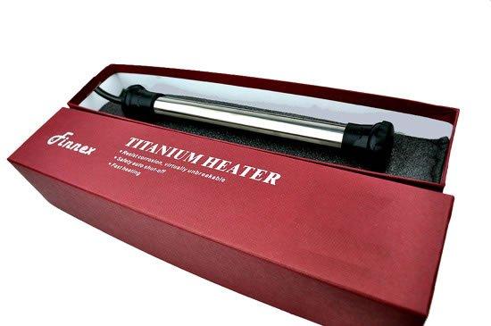 Finnex THS-300 - 800 Watts Titanium Heating Element with Guard by Finnex]
