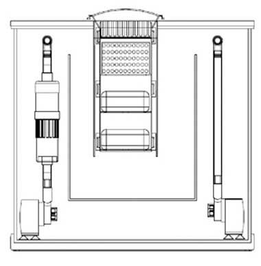 JBJ NanoZAPP 3W In-Line UV Sterilizer by JBJ]