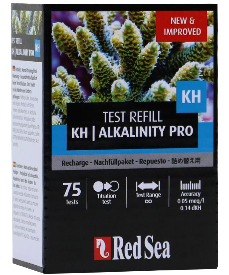 Red Sea KH/Alkalinity Pro Test Refill