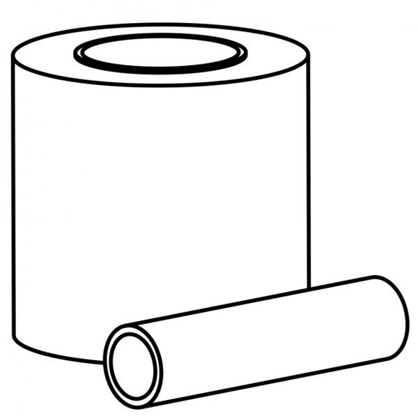 Klir 4 Inch 50 Micron Fleece Roll by Klir]