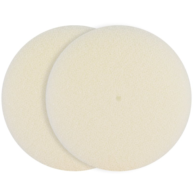 Lifegard Reactor Replacement White Sponges (sets of 2)