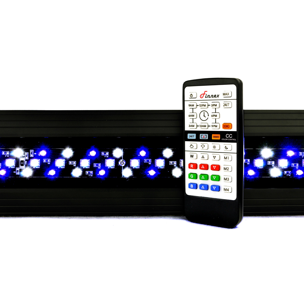 Finnex 24/7 CMB Marine Plus Automated LED Light Fixtures by Finnex]