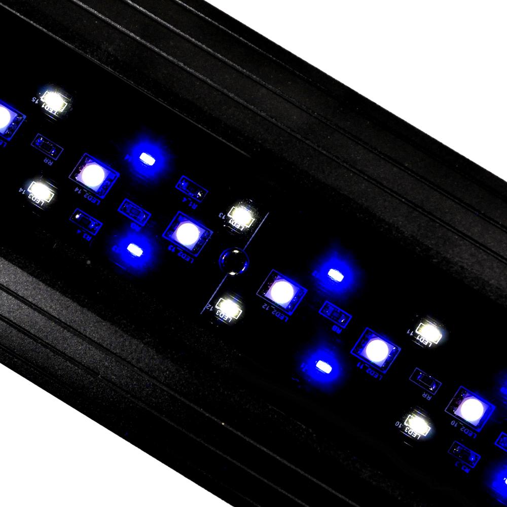 Finnex 24/7 CMB Marine Plus Automated LED Light Fixtures