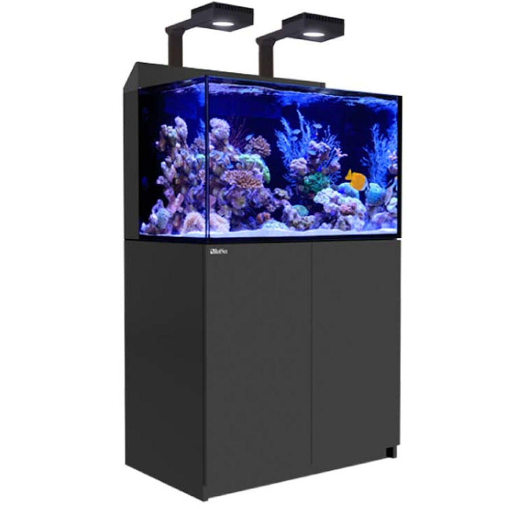 Red Sea Max E 260 Led Reef Complete System, 69 Gal. - Black