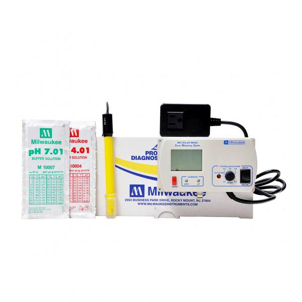 Milwaukee MC122 pH Controller