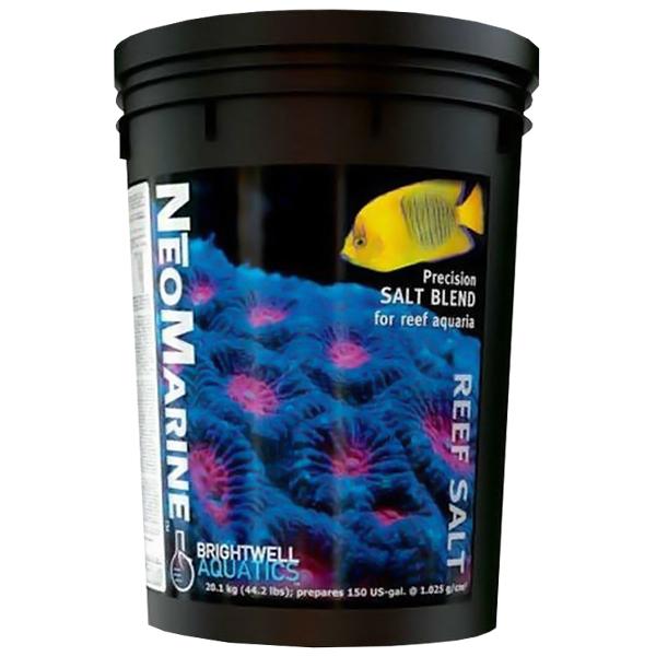 Brightwell Aquatics NeoMarine Reef & Marine Salt Mix, 150 gal.