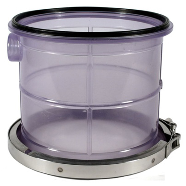 Nu-Clear 500 Series Filter Extension (EMPTY)
