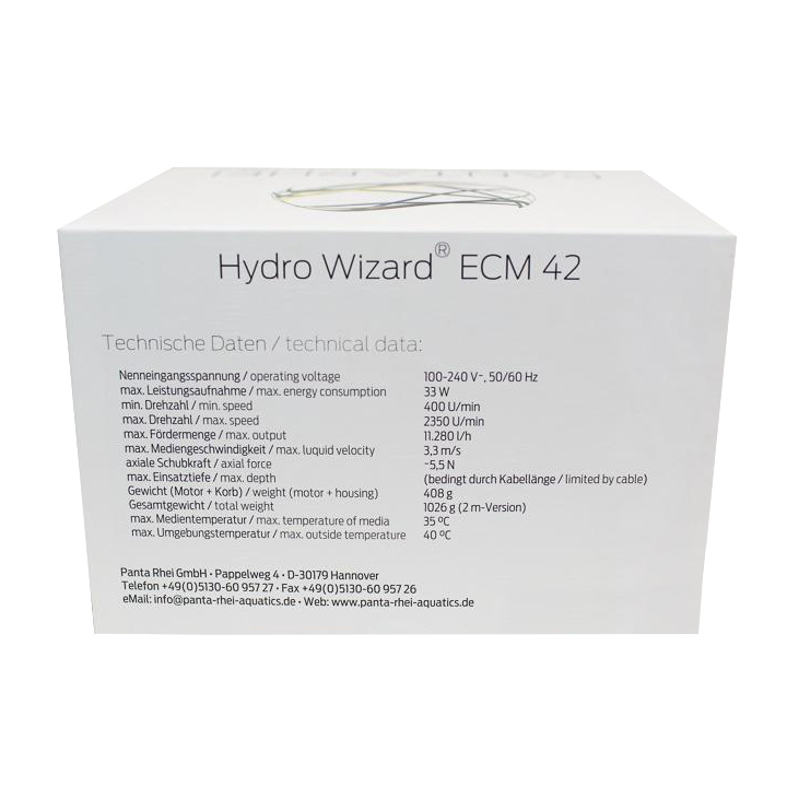 Panta Rhei ECM 42 Hydrowizard PRO