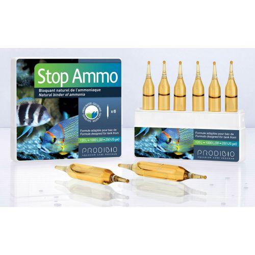 Prodibio Stop Ammo, 6 Vials by Prodibio]