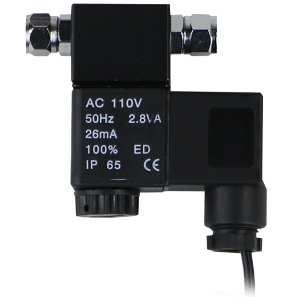 Professional CO2 Solenoid Valve 115V - SV-Co2 by AquaCave]