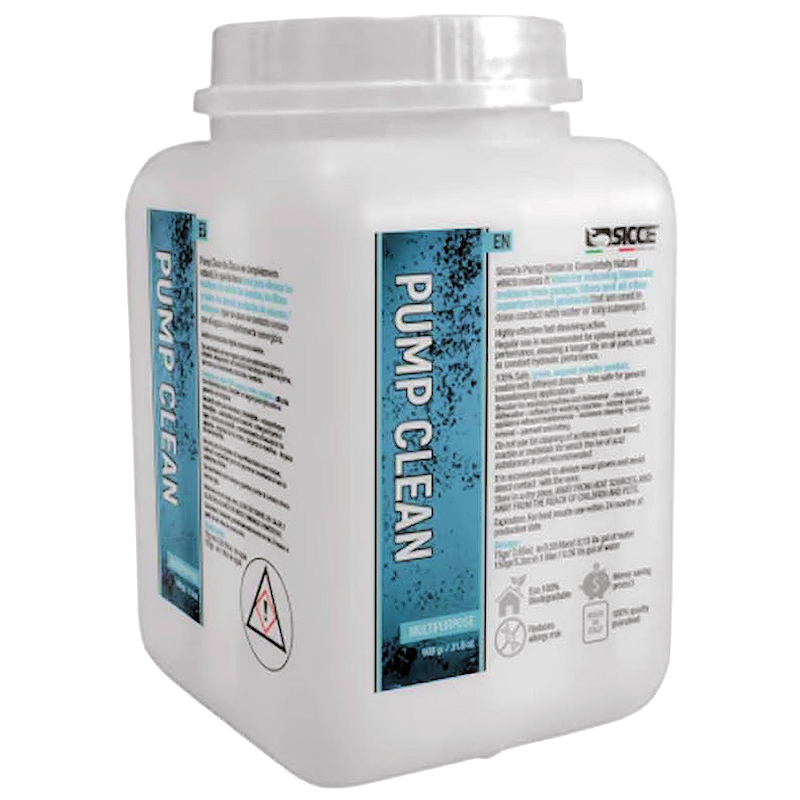 Sicce Pump Clean Aquarium Pump Cleaner 32 oz