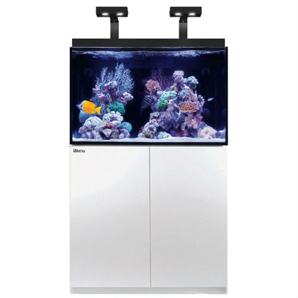 Red Sea Max E 260 Led Reef Complete System, 69 Gal. - White