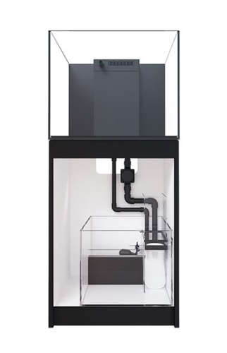 Red Sea REEFER 200 XL Complete System, 53 Gal. - Black by Red Sea]
