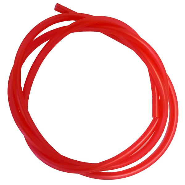 Simplicity Heavy Duty Silicone Dosing Pump Tubing - Red by Simplicity]