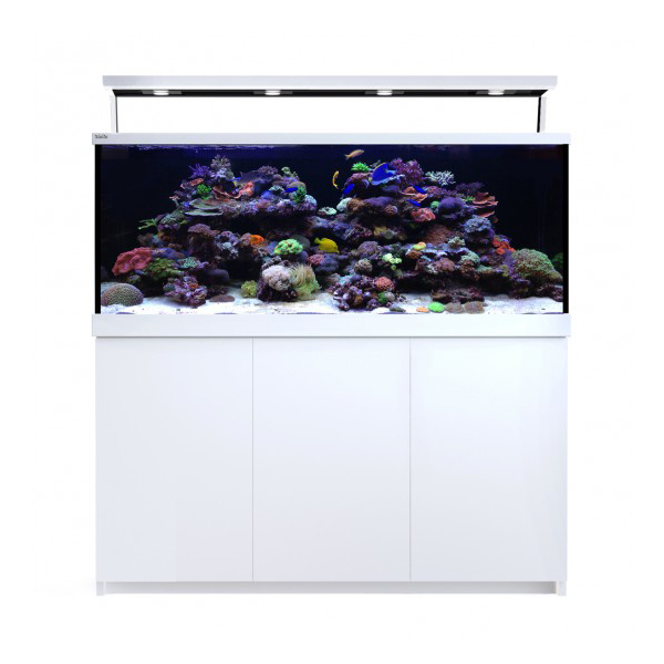 Red Sea Max S 650 Complete System, 175 Gal. With X4 ReefLED - White