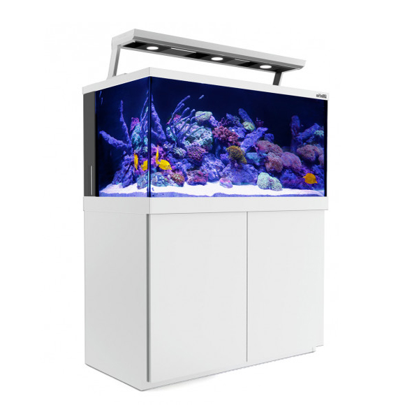 Red Sea Max S 500 Complete System, 135 Gal. With X3 ReefLED - White by Red Sea]