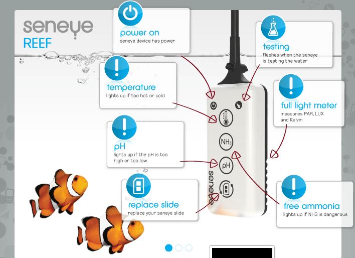 Seneye Reef Pack with Dri Box and WiFi Web Server by Seneye]