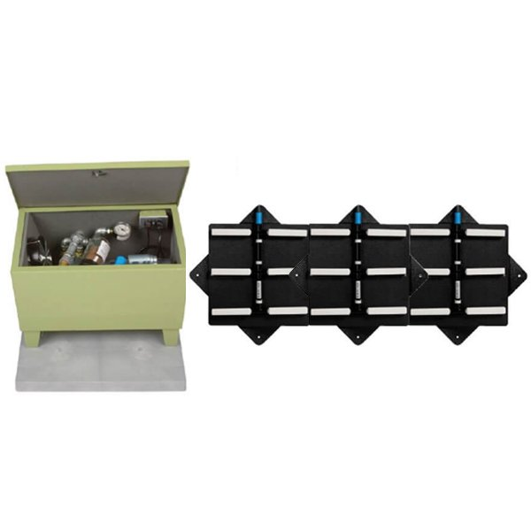 Great Lakes Aeration System with Cabinet SL7-230v by Great Lakes]