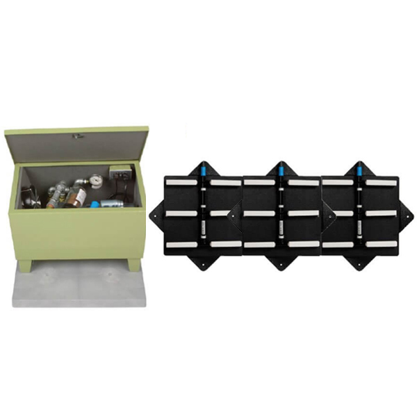 Great Lakes Aeration System with Cabinet SL7-230v