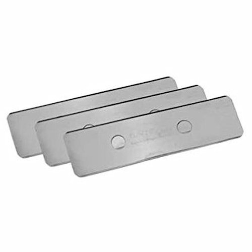 Stainless steel blades, 3 pcs. (0220.155) for Tunze Care Magnet
