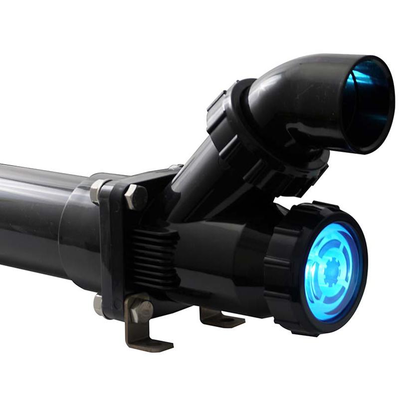 "Lifegard 3"" High Output Amalgam Pro-Max UV Sterilizer 55 Watts"