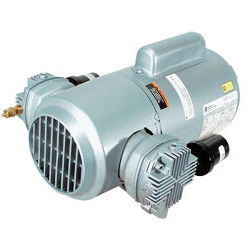 Sweetwater Piston Compressor, 50 psi max pressure, 3/4 hp, 230V, 60 Hz, 9.7 amps by Sweetwater]