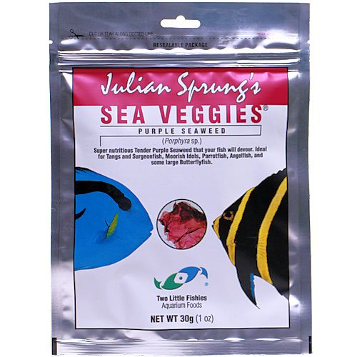 Sea Veggies Seaweed, Purple 1oz. (30 gr.) by Two Little Fishes