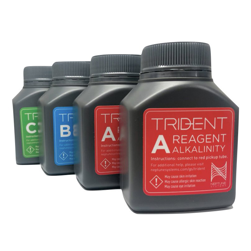 Neptune Trident Six-Month Reagent Kit by Neptune Systems]