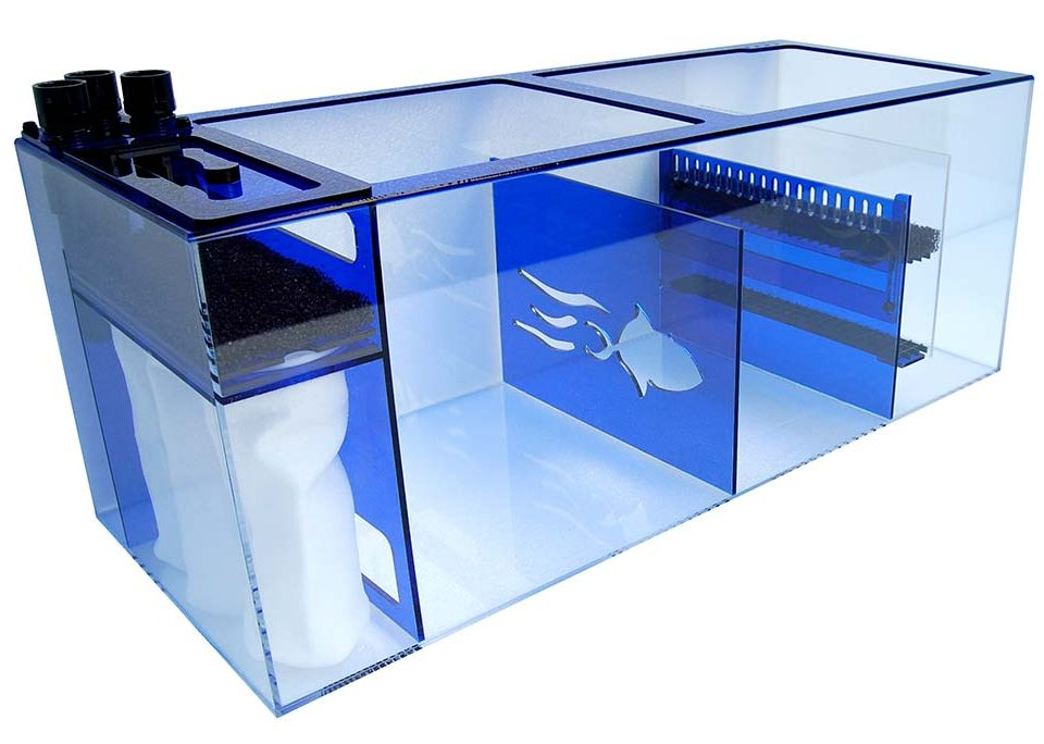 Trigger Systems Sapphire 39 Refugium Sump by Trigger Systems]