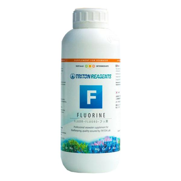 Triton Flourine Supplement, 1000ml by Triton]