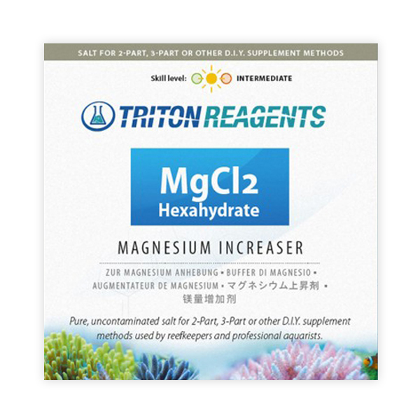 Triton Magnesium Increaser MGCL2, 4 kg by Triton]
