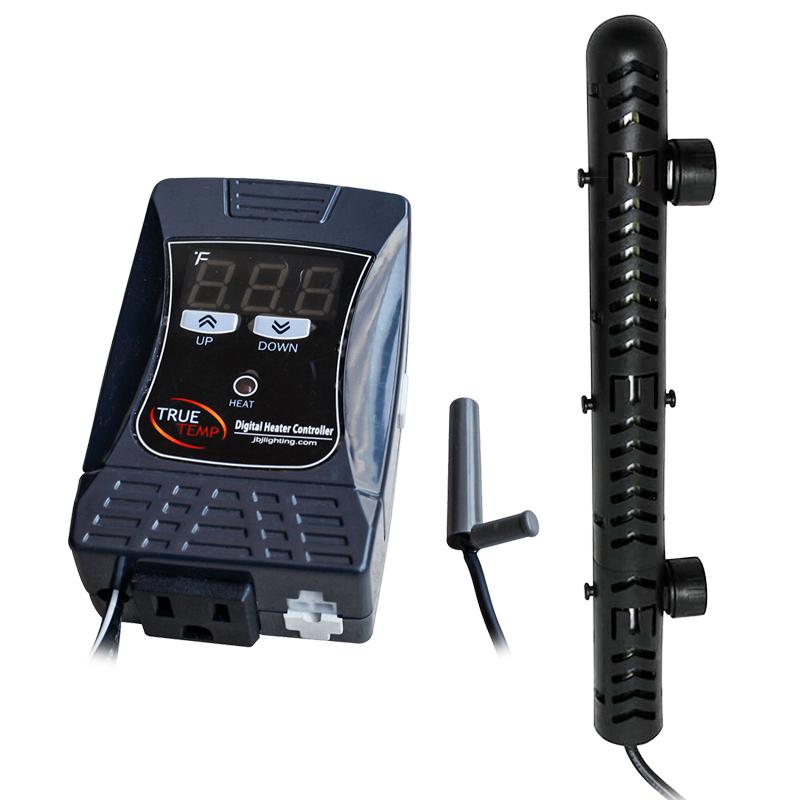 JBJ TRUE TEMP 300W Digital Titanium Heater System