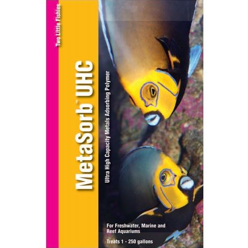 Two Little Fishes MetaSorb UHC Metals Adsorbing polymer, 1-250 gal by Two Little Fishes]
